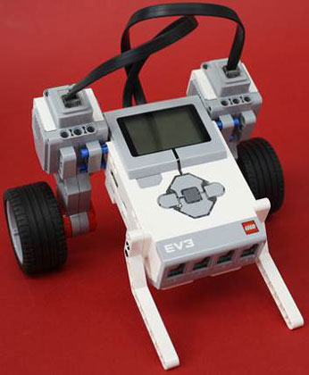 Build LEGO EV3 MindStorms Robot Botticelli